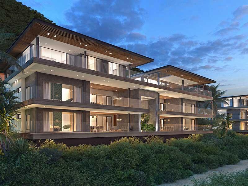 Welkom in het paradijs - Nieuwbouw villa en appartementen op Mauritius